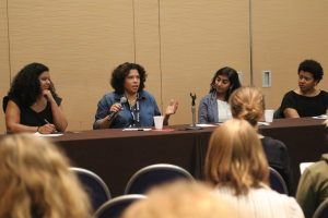 What happens when women of color are silenced in the newsroom?