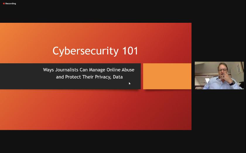 Smith Cybersecurity Panel